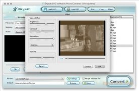 iSkysoft DVD to Mobile Phone Converter imagem 3 Thumbnail