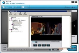 iSkysoft DVD to MP4 Converter image 1 Thumbnail