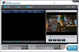 iSkysoft iPod Movie Converter bild 2 Thumbnail