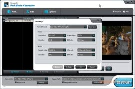 iSkysoft iPod Movie Converter immagine 3 Thumbnail