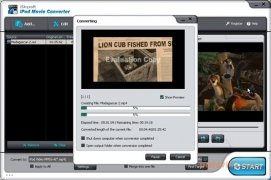 iSkysoft iPod Movie Converter bild 4 Thumbnail