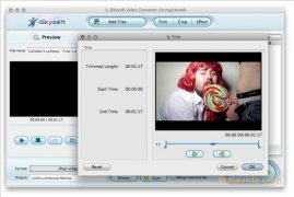 iSkysoft Video Converter Изображение 1 Thumbnail
