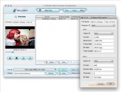 iSkysoft Video Converter bild 4 Thumbnail
