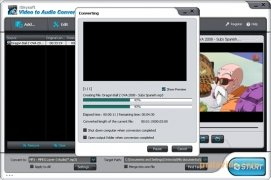 iSkysoft Video to Audio Converter image 3 Thumbnail