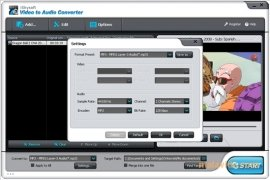 iSkysoft Video to Audio Converter image 4 Thumbnail