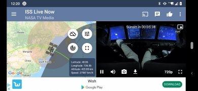 ISS Live Now Изображение 3 Thumbnail