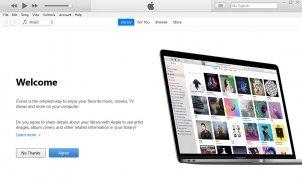 iTunes 32 bits Изображение 2 Thumbnail