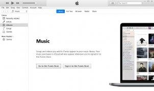 iTunes 32 bits Изображение 3 Thumbnail