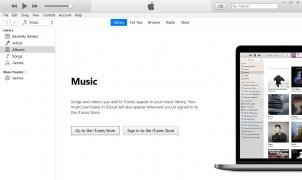 iTunes 32 bits imagen 3 Thumbnail
