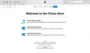 iTunes 32 bits Изображение 4 Thumbnail