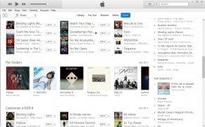 iTunes 32 bits Изображение 7 Thumbnail