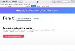 iTunes 32 bits Изображение 8 Thumbnail