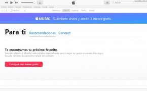 iTunes 64 bits imagen 2 Thumbnail