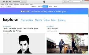 iTunes 64 bits imagen 3 Thumbnail