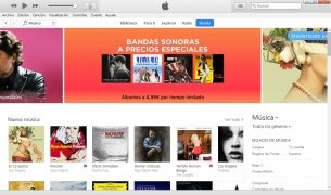 iTunes 64 bits imagen 8 Thumbnail