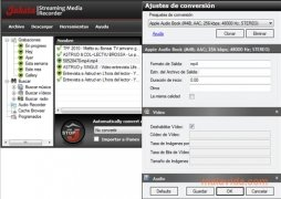 Jaksta Streaming Media Recorder imagen 3 Thumbnail