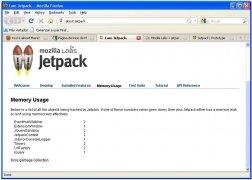Jetpack  0.8.2 imagen 1