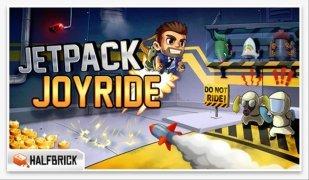 Jetpack Joyride imagen 1 Thumbnail