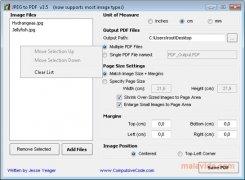 JPEG to PDF imagem 3 Thumbnail