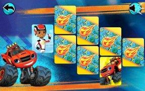 Hora de brincar com Blaze imagem 1 Thumbnail