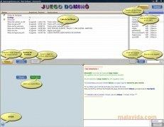 Juego Dominó  1.8.09 Español imagen 3