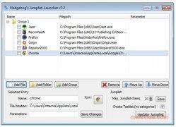 Jumplist Launcher bild 1 Thumbnail