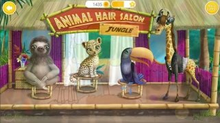 Jungle Animal Hair Salon imagem 2 Thumbnail