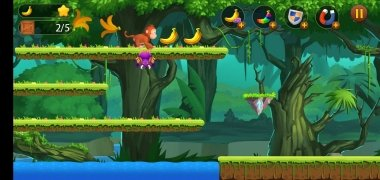 Jungle Monkey Run imagen 1 Thumbnail