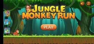 Jungle Monkey Run imagen 2 Thumbnail