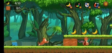 Jungle Monkey Run imagen 4 Thumbnail