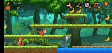 Jungle Monkey Run imagen 6 Thumbnail
