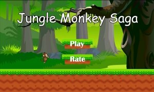 Jungle Monkey Saga bild 1 Thumbnail