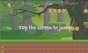 Jungle Monkey Saga bild 4 Thumbnail
