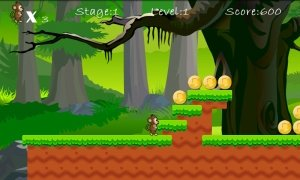 Jungle Monkey Saga bild 5 Thumbnail