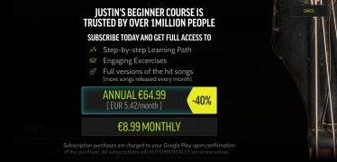 Curso de Justin para guitarristas principiantes imagen 7 Thumbnail