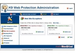 K9 Web Protection image 5 Thumbnail