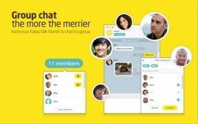KakaoTalk Messenger imagem 2 Thumbnail