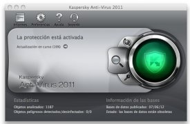 Kaspersky Anti-Virus imagen 1 Thumbnail