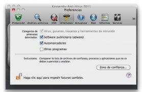 Kaspersky Anti-Virus immagine 2 Thumbnail