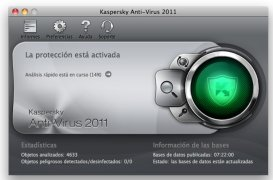Kaspersky Anti-Virus immagine 4 Thumbnail