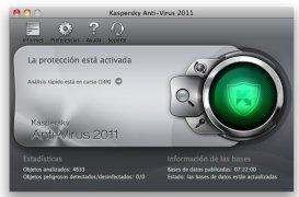 Kaspersky Anti-Virus imagen 4 Thumbnail