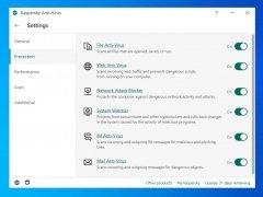 Kaspersky Anti-Virus imagen 7 Thumbnail