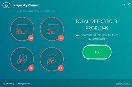 Kaspersky Cleaner image 3 Thumbnail