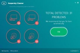 Kaspersky Cleaner Изображение 3 Thumbnail