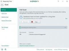 Kaspersky Free Antivirus imagen 5 Thumbnail