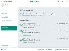 Kaspersky Free Antivirus imagen 8 Thumbnail