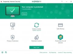 Kaspersky Internet Security bild 1 Thumbnail