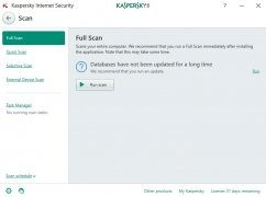 Kaspersky Internet Security bild 2 Thumbnail