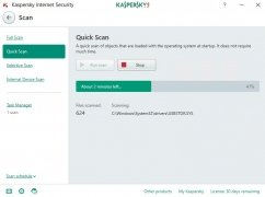 Kaspersky Internet Security bild 3 Thumbnail