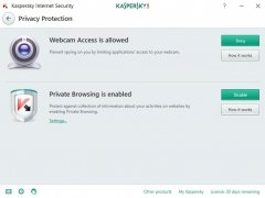 Kaspersky Internet Security bild 5 Thumbnail